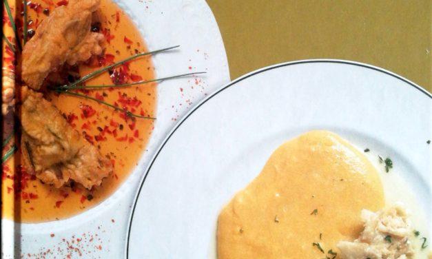 Il Baccalà alla Vicentina nel piatto
