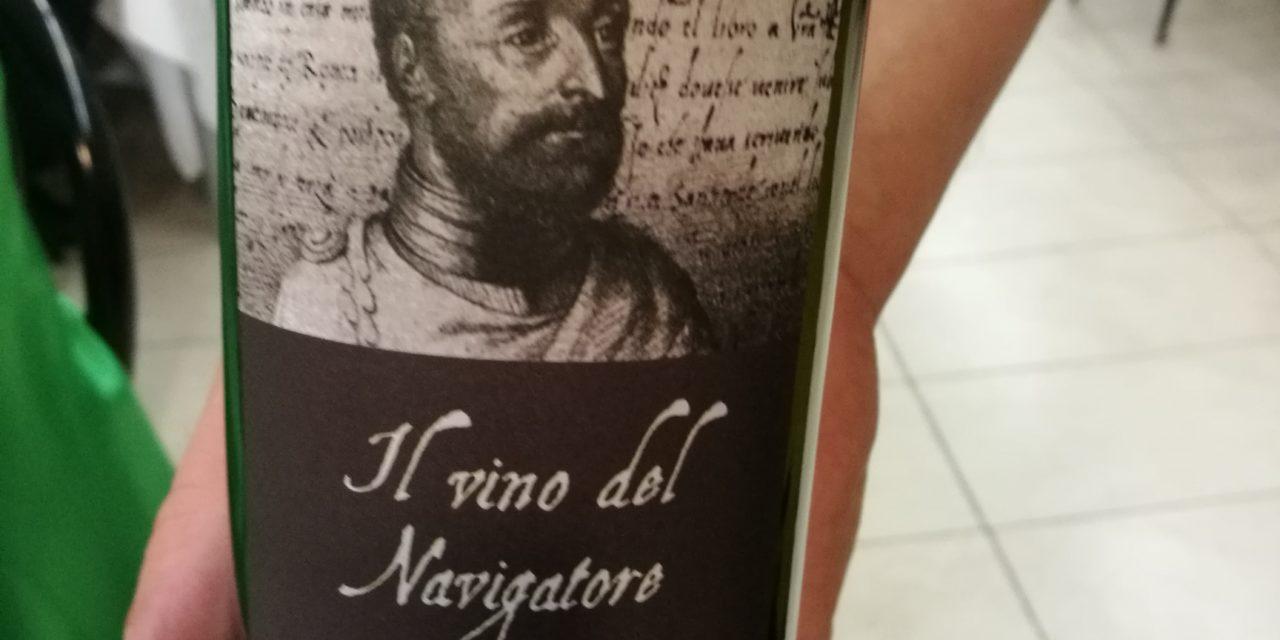 """Il """"Vino del navigatore"""", omaggio dei discendenti ad Antonio Pigafetta che 500 anni fa portò a termine il primo viaggio attorno al mondo"""