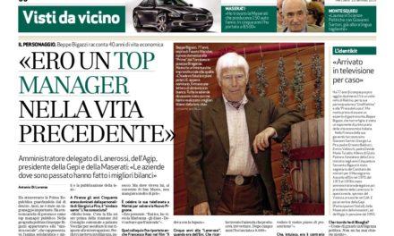 Addio a Bigazzi, grande imprenditore prima di diventare celebre gastronomo