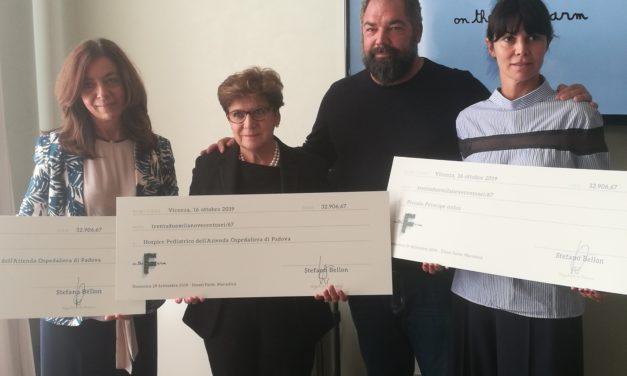 """Il """"Gusto per la ricerca"""" degli Alajmo dona quasi due milioni di euro in solidarietà"""