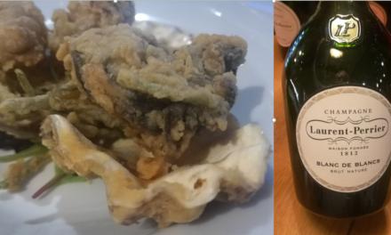 Ostriche e champagne, un mito: ma avete mai assaggiato l'ostrica in tempura? Incredibile