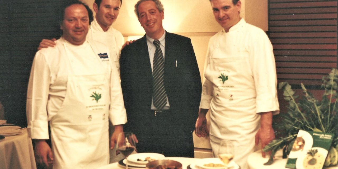 Severino Trentin, un autentico signore che ha trasformato la cucina vicentina