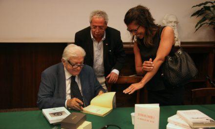 Quando Sergio Zavoli, ragazzo di 89 anni, presentò a Bassano la sua autobiografia